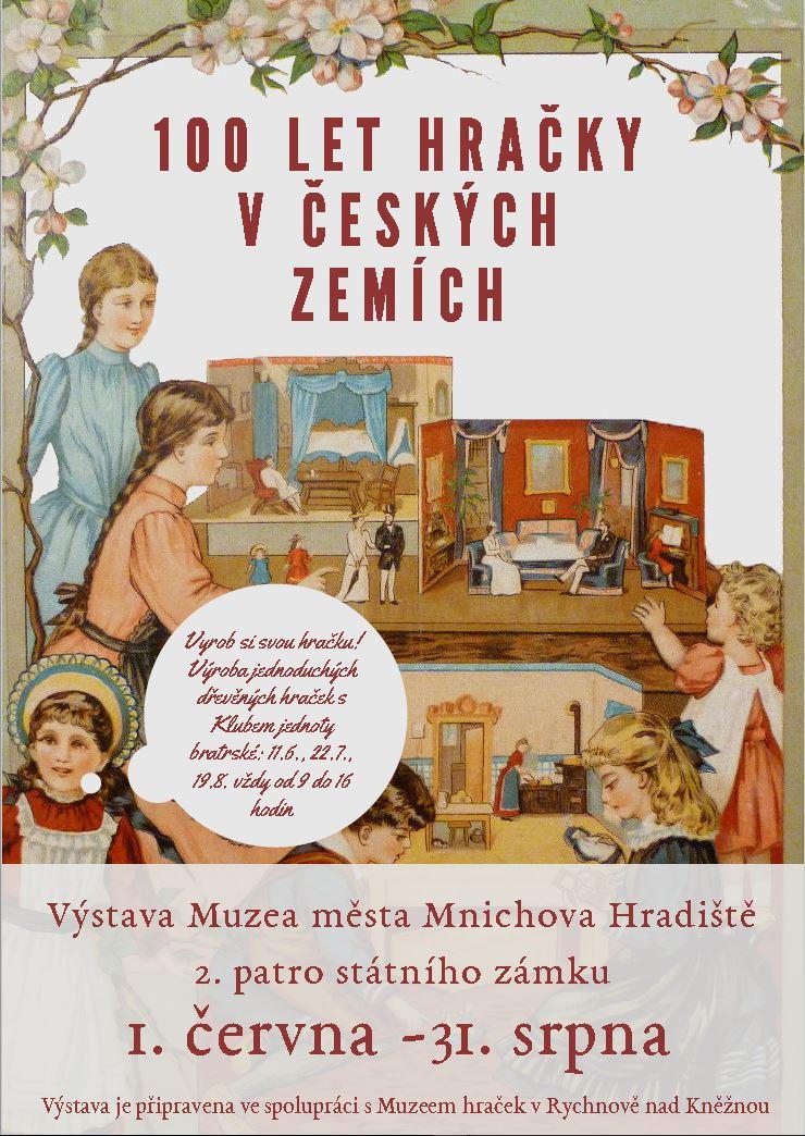 100 let hračky v českých zemích (2015)