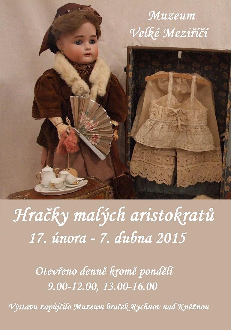 Hračky malých aristokratů (2015)